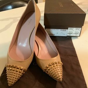Gucci,  low heel, size 39